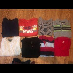 Long/short sleeve shirts